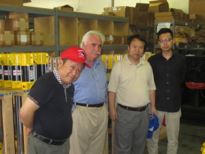training center in china