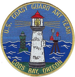 U.S. Coast Guard ANT, Coos Bay logo